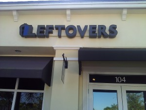 Leftovers Cafe Jupiter